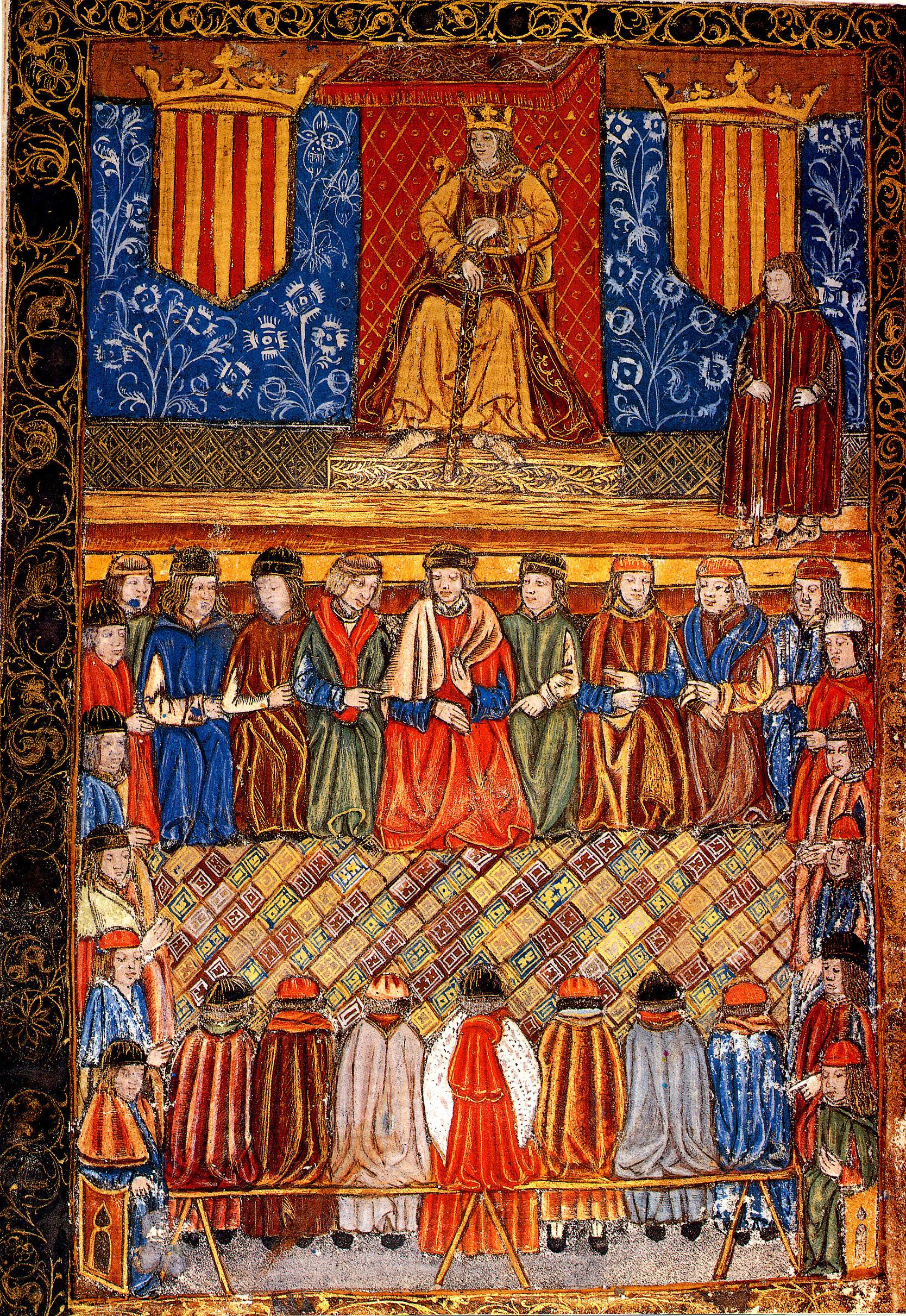 Les Corts de Jaume I