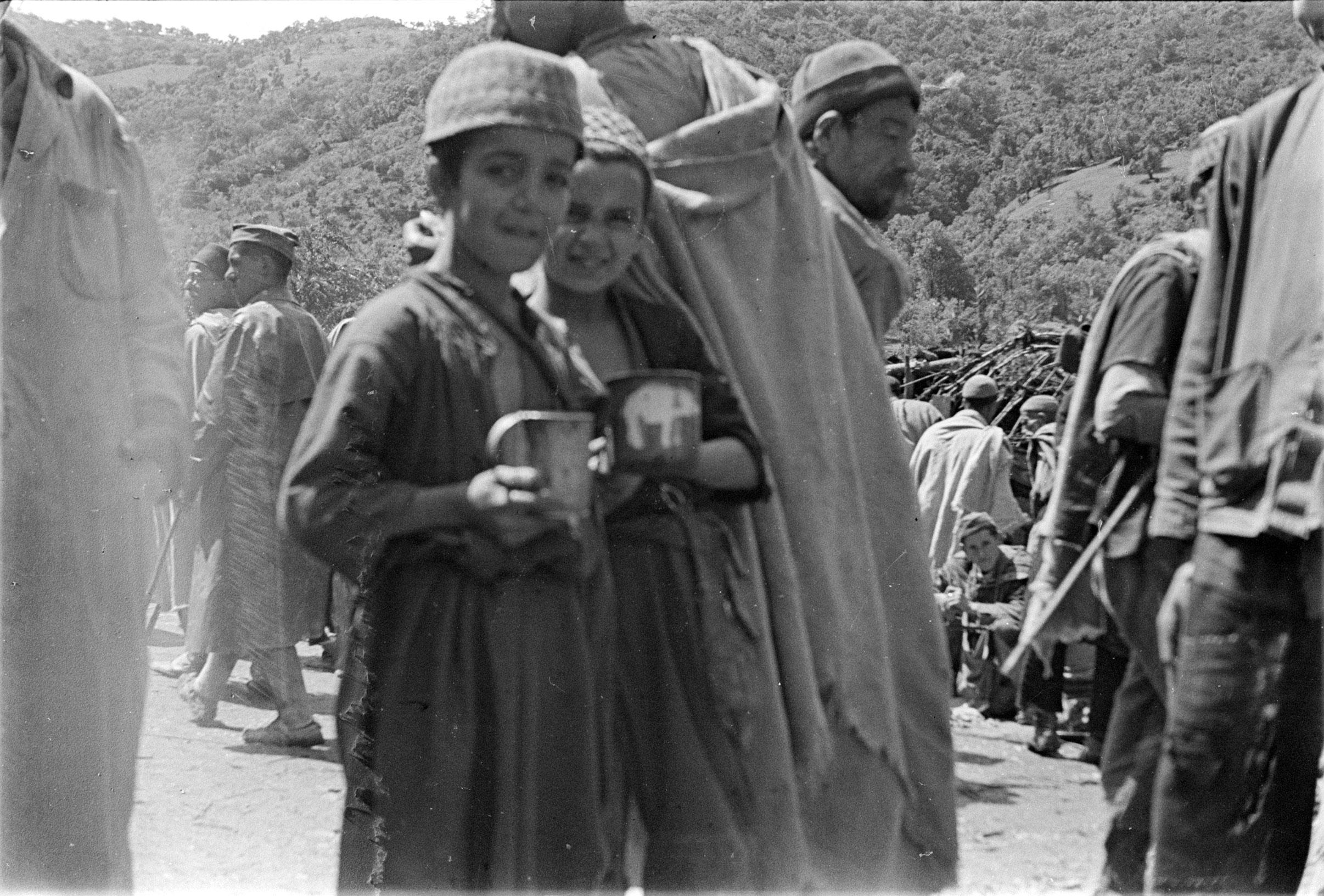 El viatge a Algèria pel reportatge de L'Humanité