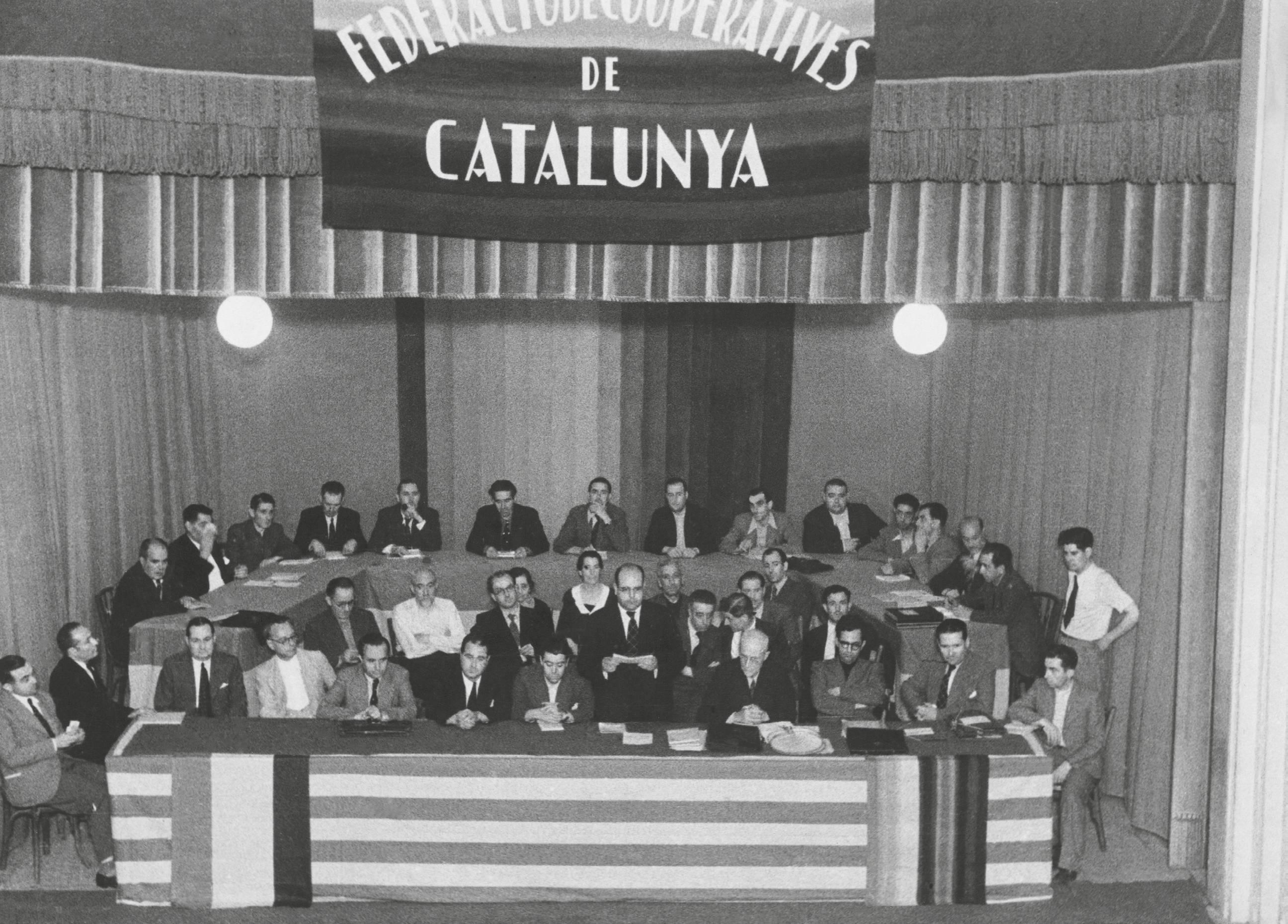 El V Congrés de la Federació de Cooperatives de Catalunya