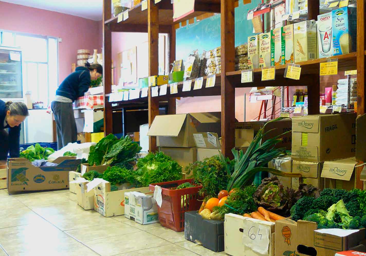 El cooperativisme de consum ecològic