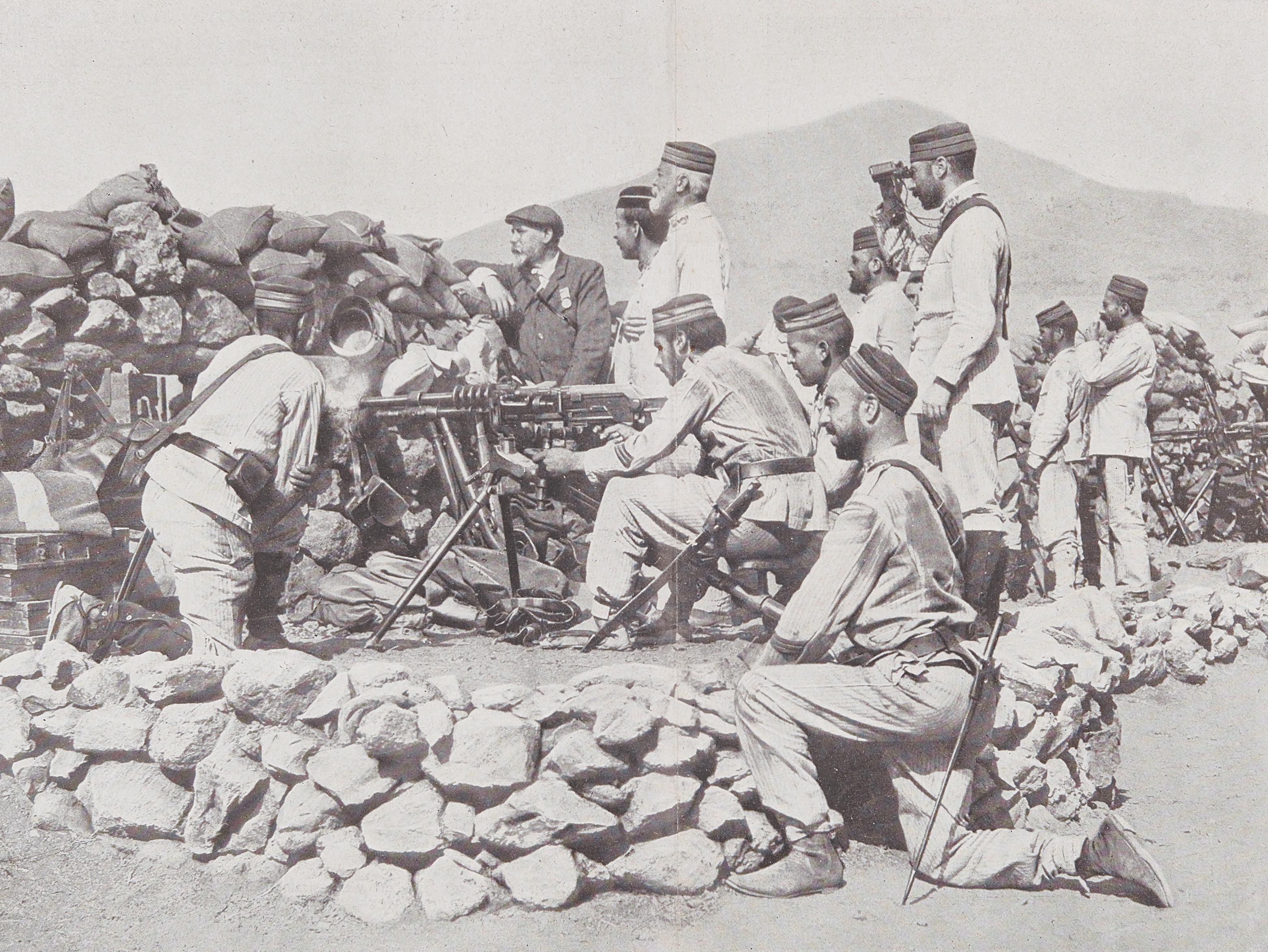 Els efectes de la Segona Guerra de Melilla (1909)