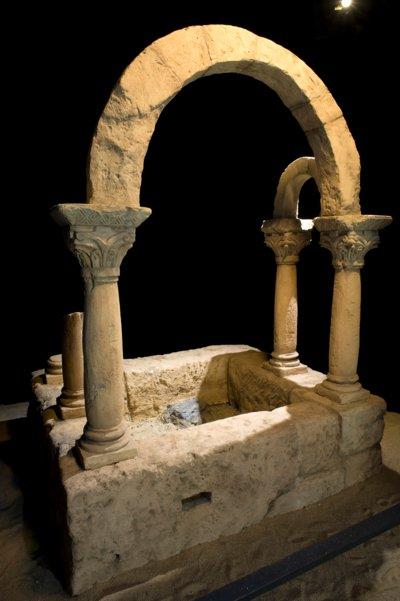 El Baptisteri de Bovalar